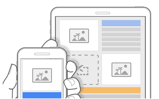 Doing email right by Elite Email: Our emails resize to fit any device.